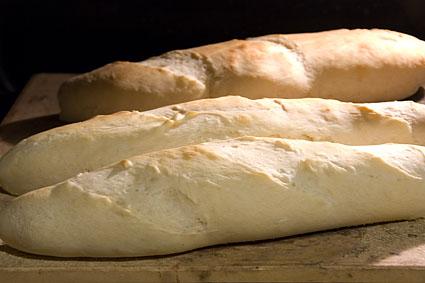 A late baker